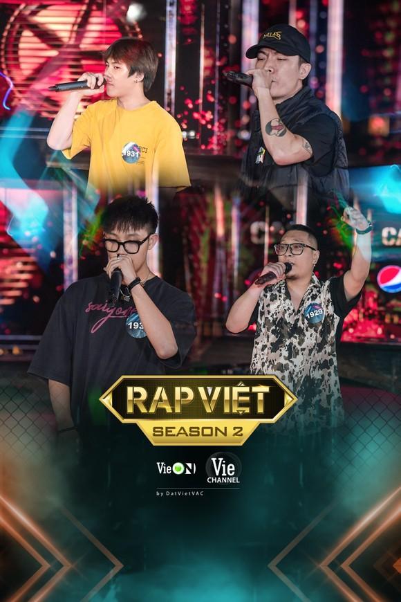 Khép lại vòng casting, Rap Việt - Mùa 2 hứa hẹn gây 'sốt' với loạt thí sinh cực chiến  ảnh 2