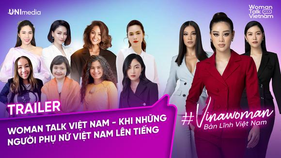 Công bố lên sóng Digital series 'Vinawoman - Bản lĩnh Việt Nam' ảnh 1