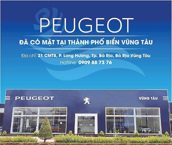 Peugeot đã có mặt tại thành phố biển Vũng Tàu ảnh 1