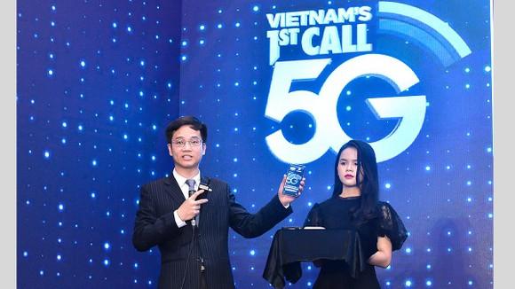 Viettel kết nối thành công 5G