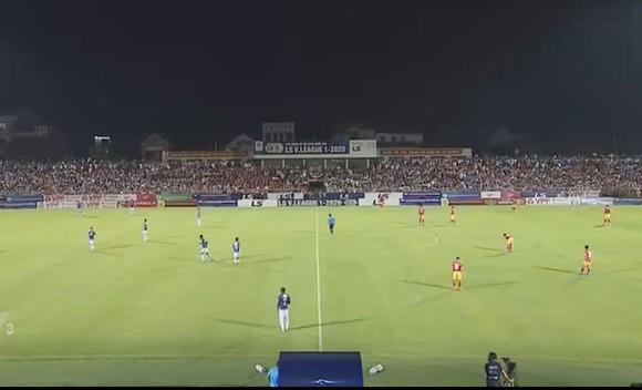 Vòng 4 - LS V.League 2020: Hồng Lĩnh Hà Tĩnh chia điểm kịch tính trước Hà Nội ảnh 1