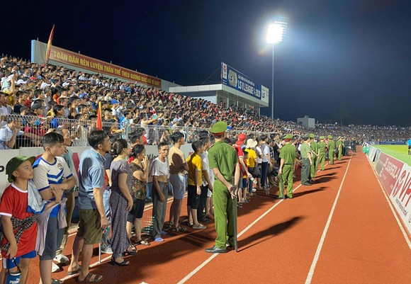 Vòng 4 - LS V.League 2020: Hồng Lĩnh Hà Tĩnh chia điểm kịch tính trước Hà Nội ảnh 3