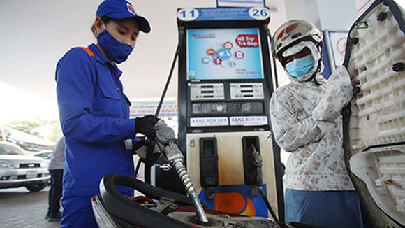 Petrol prices sharply drop