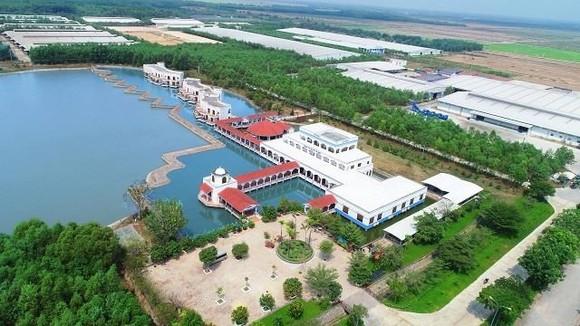 A factory of Vinamilk (Source: Vinamilk)