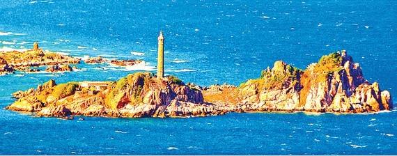 Ke Ga Lighthouse, the oldest lighthouse in Southeast Asia