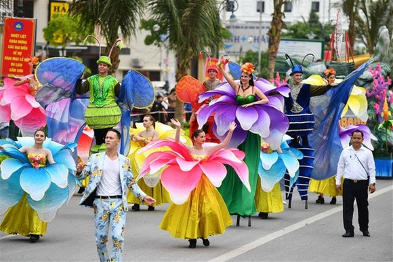 Sam Son Sea Tourism Festival 2020 opens