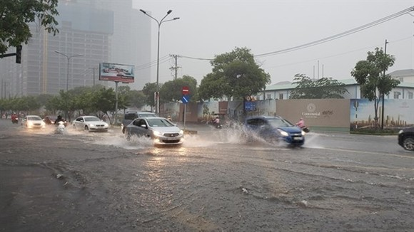 HCM City has drawn up 56 projects and plans to adapt to climate change (Photo: VNA)
