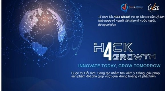 Hack4growth – Covid Engame aims to build an innovation ecosystem that serves the nation's sustainable development. (Source: qdnd.vn)