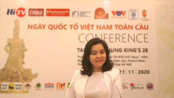 Anna Doan, the initiator of the project (Photo:  Facebook)