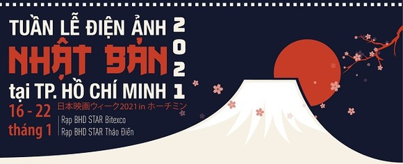 HCMC to host Japan Film Week 2021 next week