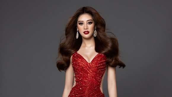 Miss Universe Vietnam 2019, Nguyen Tran Khanh Van