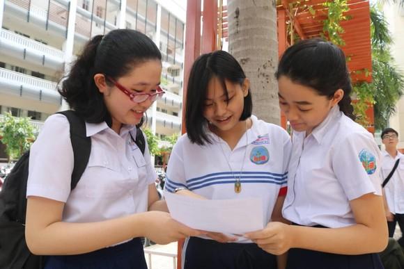 Trường Trung học thực hành (TPHCM) công bố kết quả tuyển sinh lớp 10 năm học 2019-2020 ảnh 1