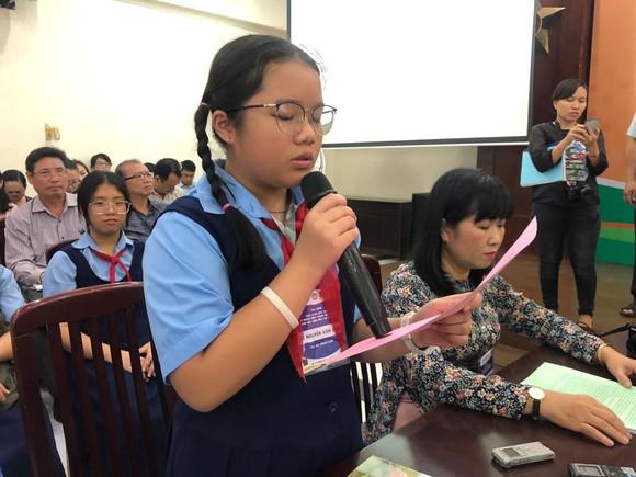 Kiến nghị đưa tiết đọc sách vào chương trình giáo dục chính khóa cho học sinh ở TPHCM ảnh 3