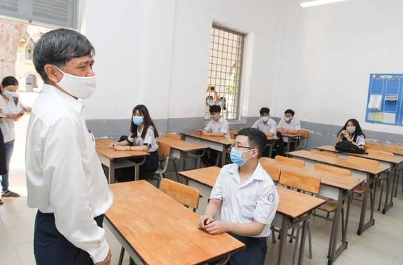 TPHCM: Trường học đảm bảo an toàn cho học sinh khi trở lại trường sau thời gian nghỉ học vì dịch Covid-19 ảnh 4