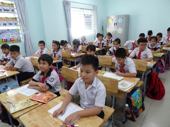 TPHCM: Khánh thành 2 công trình trường học ở quận 4 chào mừng Đại hội Đảng bộ các cấp ảnh 3