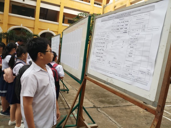 TPHCM: Tỷ lệ chọi vào lớp 6 Trường THPT chuyên Trần Đại Nghĩa năm học 2020-2021 là 1/7 ảnh 1