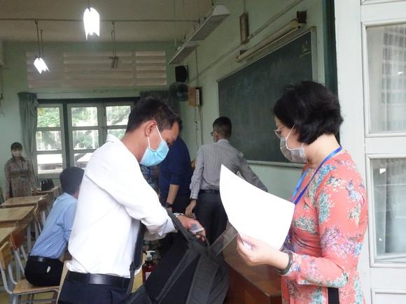 Gần 1.200 ứng viên tham gia vòng thi thực hành xét tuyển viên chức giáo dục tại TPHCM ảnh 3
