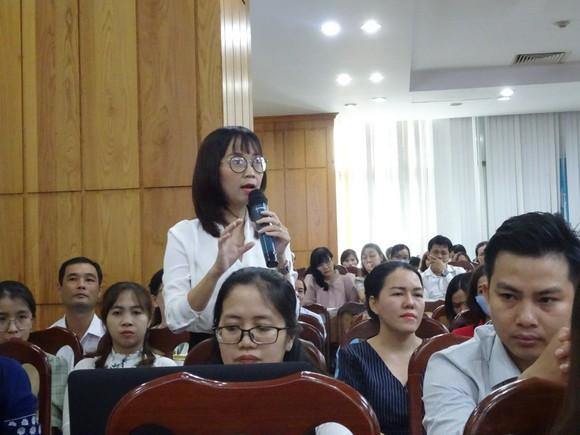 TPHCM: Bàn giải pháp khắc phục khó khăn của chương trình GDPT mới ảnh 2
