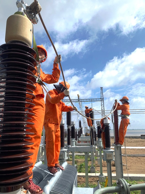 Nở rộ dự án điện gió ở ĐBSCL ảnh 1
