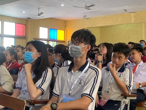 TPHCM: 350 học sinh tham gia tranh tài cuộc thi The World Scholar's Cup 2021 ảnh 1