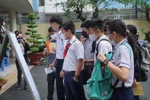Hơn 800 thí sinh bắt đầu giành suất vào Trường Phổ thông Năng khiếu ảnh 2