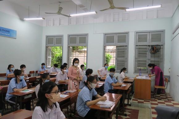 TPHCM: Chính thức công bố kết quả đợt 1 kỳ thi tốt nghiệp THPT năm 2021 ảnh 1