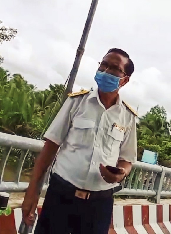 Xem xét xử lý Đội trưởng Chi cục Thuế khu vực Bến Tre – Châu Thành ảnh 1
