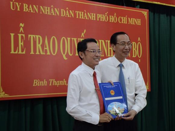 UBND quận Bình Thạnh có Tân Chủ tịch  ảnh 2