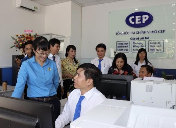 CEP đưa các hoạt động phục vụ lao động nghèo huyện Trảng Bom ảnh 1