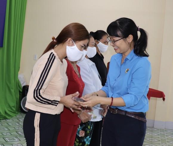 CEP đưa các hoạt động phục vụ lao động nghèo huyện Trảng Bom ảnh 2