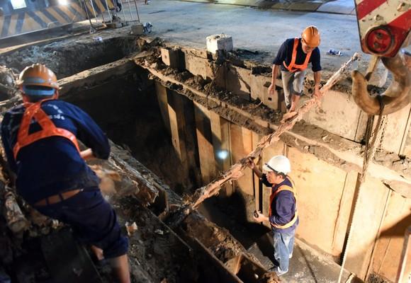TP Thủ Đức và 4 quận cúp nước, nước yếu vào cuối tuần do sửa chữa tuyến ống