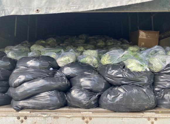 Sóc Trăng gửi 60 tấn hàng hóa hỗ trợ đồng hương và người dân tại TPHCM ảnh 1