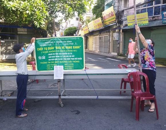 Quận Tân Bình, Phú Nhuận cơ bản kiểm soát được dịch Covid-19 ảnh 3