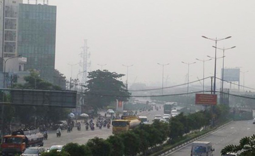 Formal conclusion on recent alarming air pollution in HCMC ảnh 1