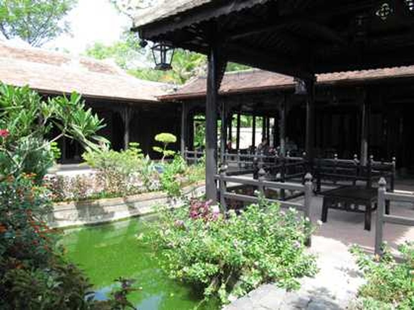 Garden houses in Hue keep cultural values from generations ảnh 1