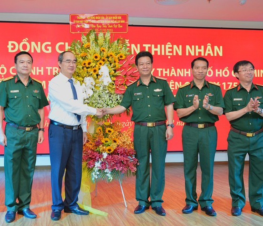 HCMC authorities, residents gratefully acknowledge physicians' contributions: Party Chief ảnh 1