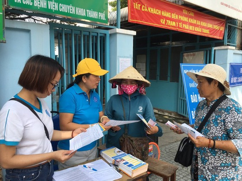 HCMC aims to encourage 60,000 residents to buy health insurance ảnh 1