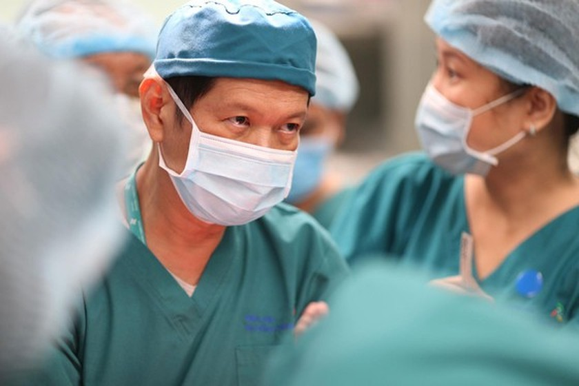 Conjoined twin girls successfully separated in HCMC  ảnh 9