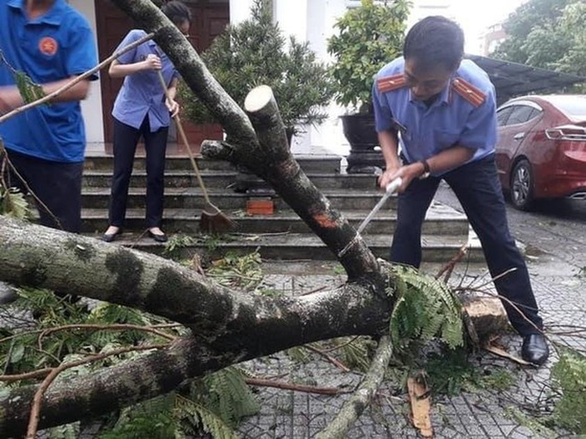In addition to deaths, storm Noul blows roofs off 22,000 houses in central region ảnh 2