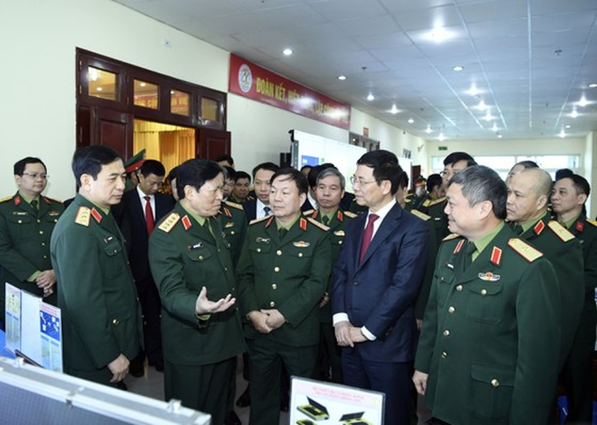 Ministries of National Defence, Information-Communications collaborate for cybersecurity ảnh 1