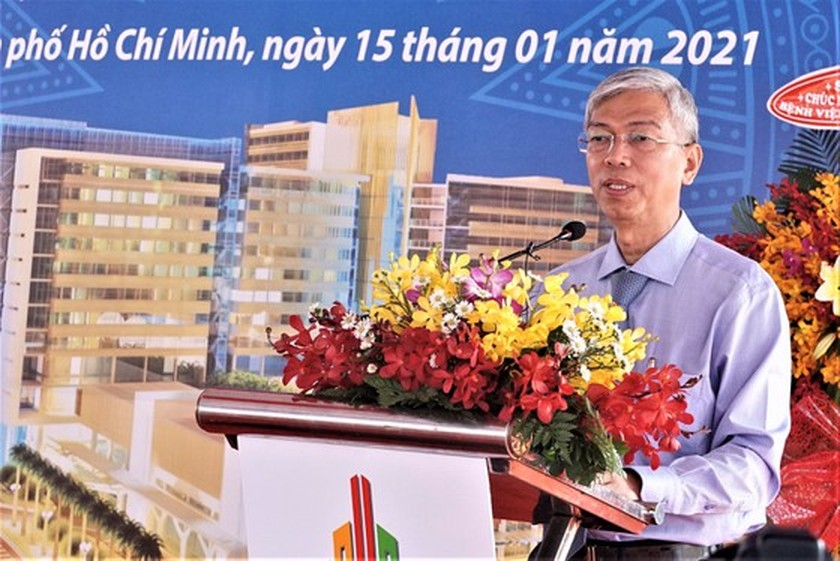 HCMC starts to build US$80 million general hospital in Cu Chi outlying district ảnh 4