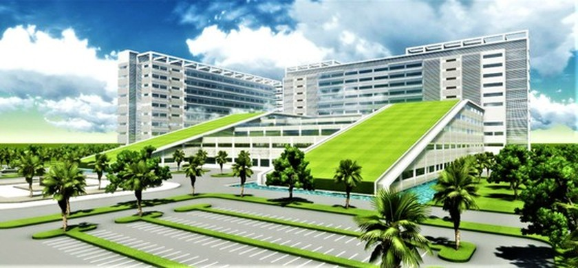 One more general hospital with 1,000 beds to be built to welcome 13th National Party Congress ảnh 4
