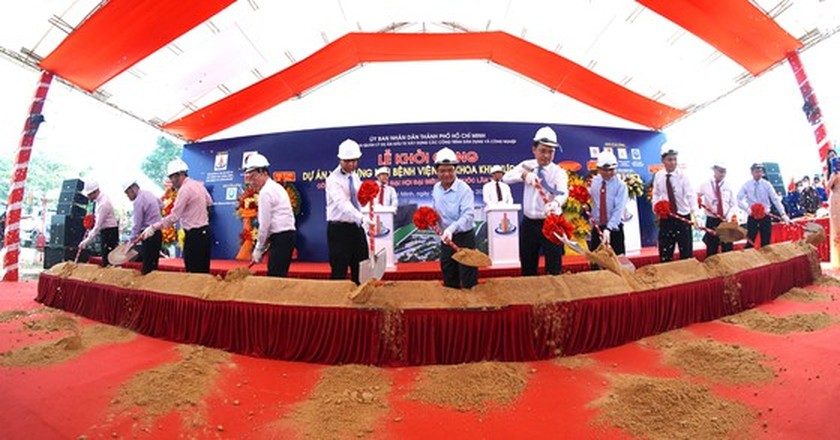 One more general hospital with 1,000 beds to be built to welcome 13th National Party Congress ảnh 2