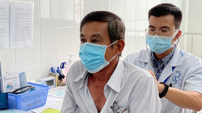 Second clinical trial phase of Vietnamese-made vaccine carried out in Long An Province ảnh 4