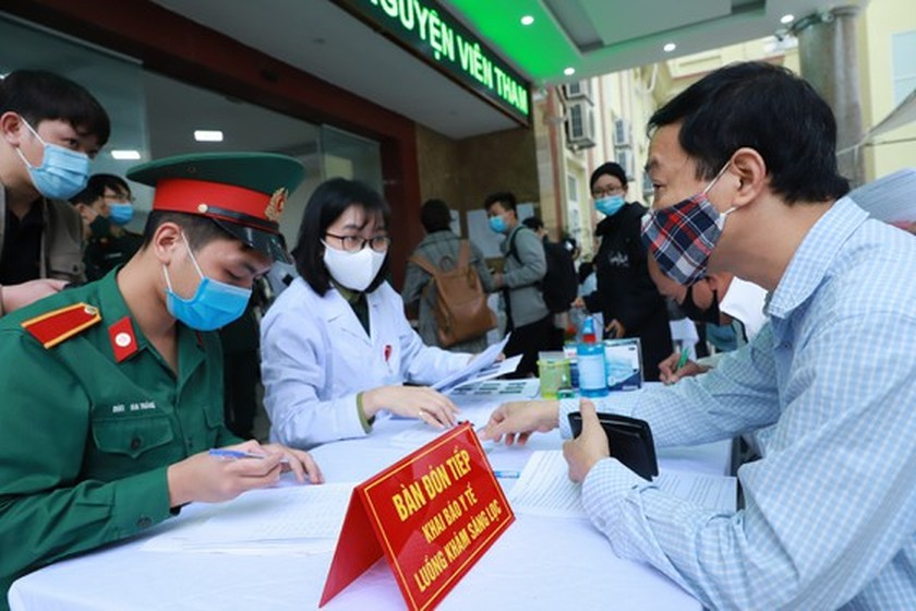 Second clinical trial phase of Vietnamese-made vaccine carried out in Long An Province ảnh 1