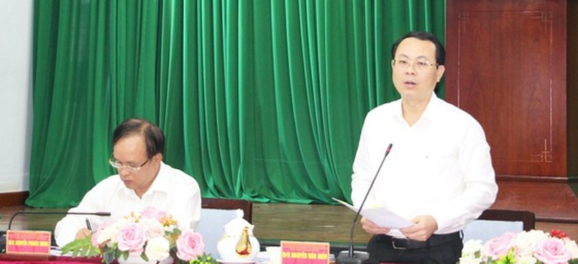 Party Committee discuss key solutions to turn Thu Duc into smart city ảnh 1