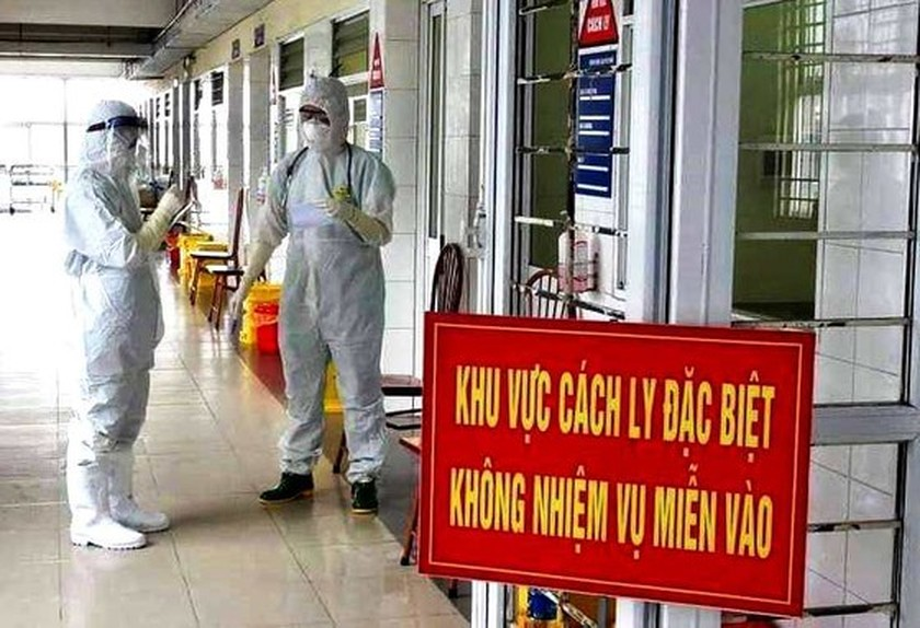 Binh Duong prompts lockdown on road with suspected Covid-19 positive Chinese ảnh 1
