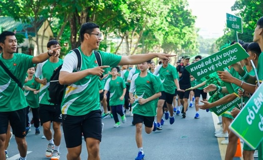 Olympic Day Run to be held in downtown HCMC ảnh 1