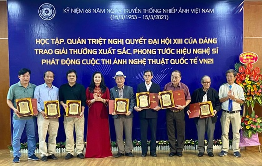Eleventh International Photo Contest launched under patronage of FIAP, ISF ảnh 1