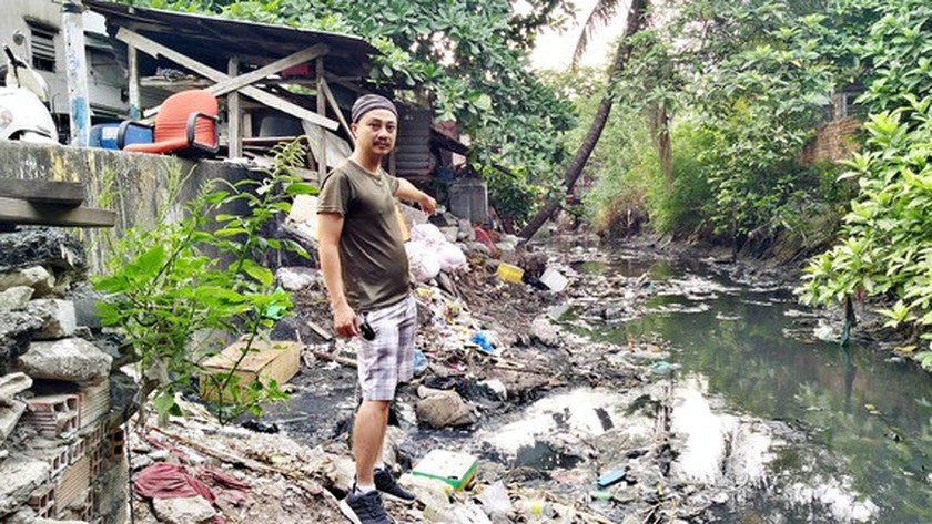 HCMC attempts to revive Hy Vong canal ảnh 1